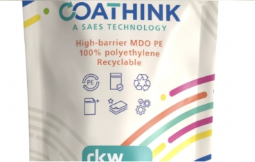 High-barrier mono-polyethylene solutions for 100% recyclable flexible packaging
