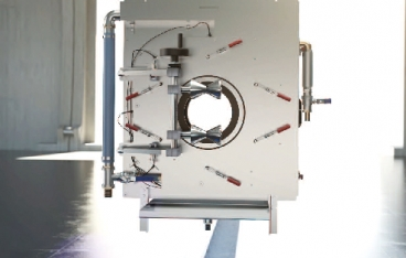 AUREX MK – Process-fitting measuring chamber