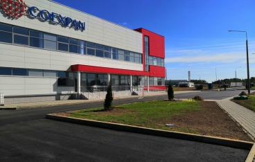 Coexpan launched a new plant and barrier capabilities in Moscow