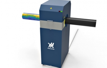 Maillefer: Topography scanner for cable quality control