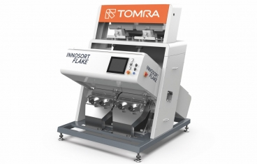 Tomra launches Innosort Flake sorting solution