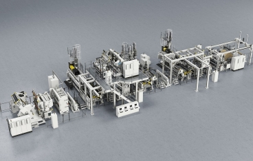SML gets into lamination lines for aseptic packaging