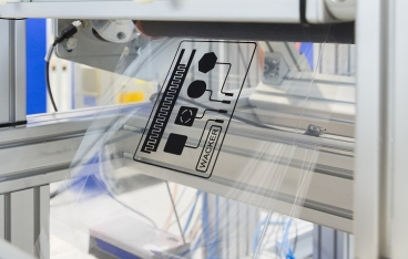 Wacker showcases electroactive silicone laminates for the Medtech industry