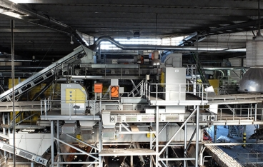 TIRME updates recycling plant with four new Autosorts by Tomra