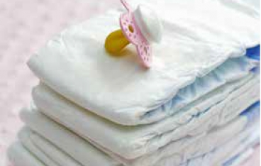 Creating a new soft nonwoven fabric