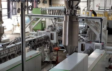 New lab line for packaging industry