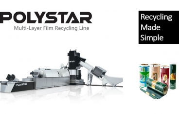 Multi Layer Film Recycling Line