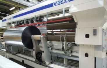 OPP Film Installed New CW5400 Slitter Rewinder