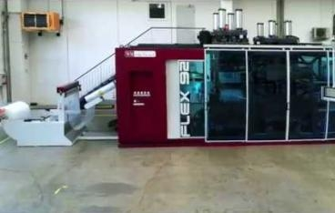 WM Thermoforming Machines - FLEX 92