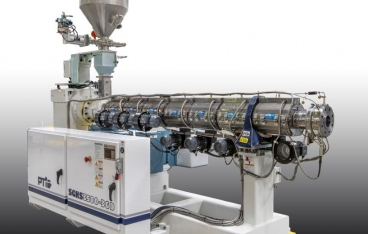 PTi introduces new high speed extruder - SGHS 3500