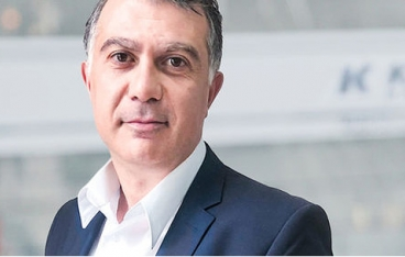 Samuel Tevosyan is new CEO of Kautex Maschinenbau in Russia