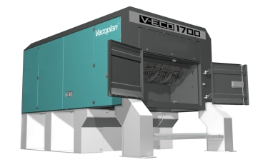 Solutions for seamless recycling management from Vecoplan