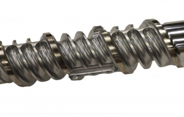 Davis-Standard introduces DS-Blend feedscrew design