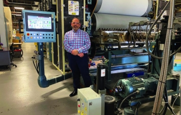 Airlite Plastics expands capacity in Pennsylvania with Davis-Standard sheet line
