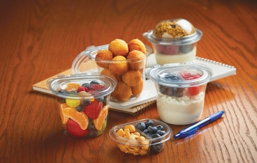 Placon's Crystal Seal® reFresh® Parfait Line