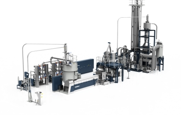 Demand for Erema PET recycling technologies is still growing