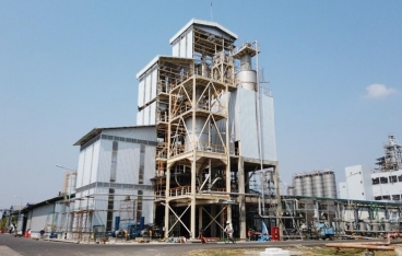 Useon: successful start-up of a pelletizing line in Indonesia