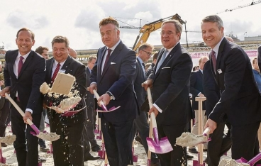 Evonik to build the polyamide 12 plant in Marl