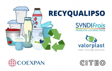 Coexpan takes part in he polystyrene recycling project in France