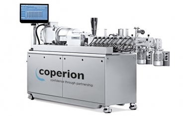 New extruders from Coperion to expand production capacity