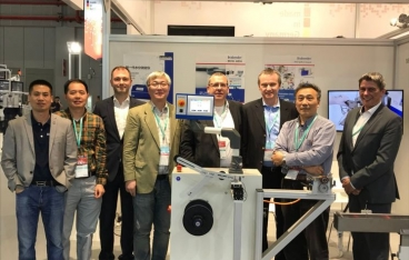 Brabender and Melchers at Chinaplas 2019: Efficient quality control