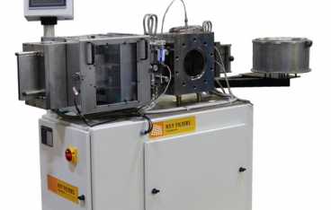 Parkinson Technologies announced KCH Continuous Belt Screen Changer enhancements