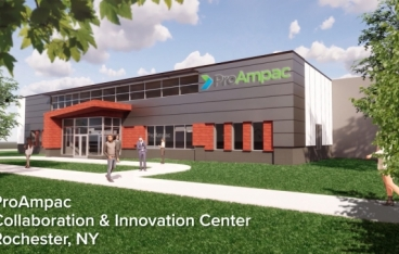 ProAmpac to construct Collaboration & Innovation Center