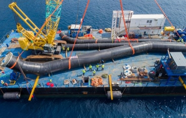 XXL pipes for new city territory in Monaco