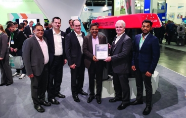 India's First with AquaFrost® Technology from Brampton Engineering