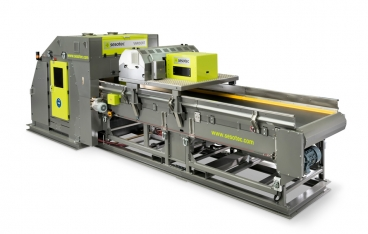 Sesotec sorting systems at New Zealand's first PET recycling plant