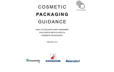 Study results: Recyclates can be used in cosmetic packaging