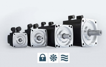 Water-cooled electric motors from Baumüller