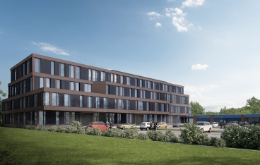 SIKORA is laying foundation stone for new production building in Bremen