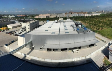 ContiTech opens new plant for coated fabrics in China