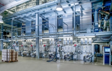 Cost-efficient BCF yarn production from Oerlikon Neumag