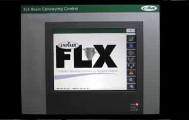 FLX-128 conveying system control from Conair