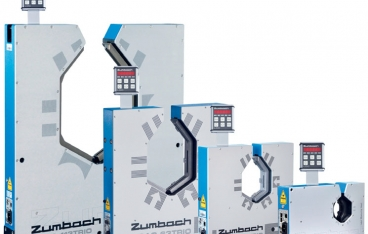 Super fast laser diameter gauges from Zumbach