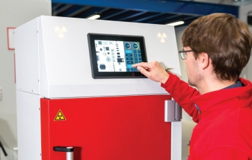 New X-ray systems for non-destructive testing