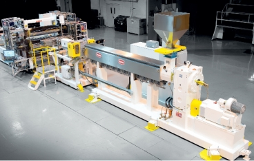 Innovative blow molding, sheet, and extrusion systems powered with intuitive controls
