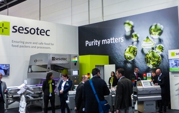 Sesotec at interpack 2017: Focus on purity