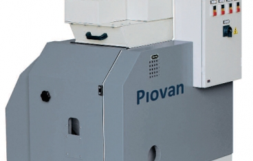 Piovan: Size reduction solutions for the packaging industry