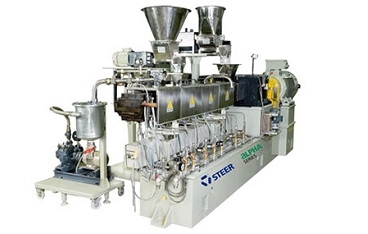 Steer Engineering: Compounding thermoplastics using twin-screw extruders