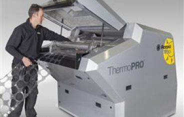 New ThermoPRO granulators from Rapid Granulator