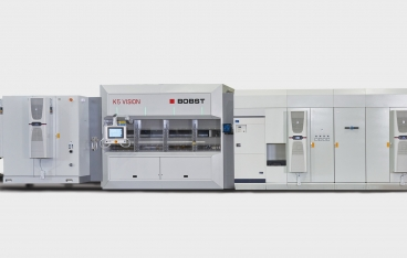 High performance vacuum metallizing from the BOBST K5 Vision