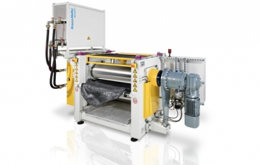 KraussMaffei Berstorff presents new rubber compounding line