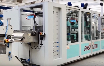 Thermoforming machine - ACF 600 model