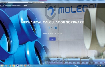 TOM® Mechanical Calculation Program by Molecor