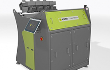A new milestone for Sesotec: All-in-one PET flake sorting