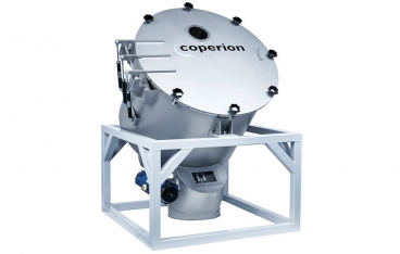 New mixer from Coperion at Powtech 2017