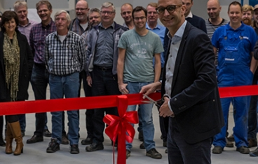 Rollepaal celebrates official opening of new test facility
